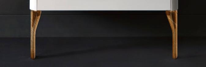 Ножки для тумбы бронза Kerasan Waldorf 919493br
