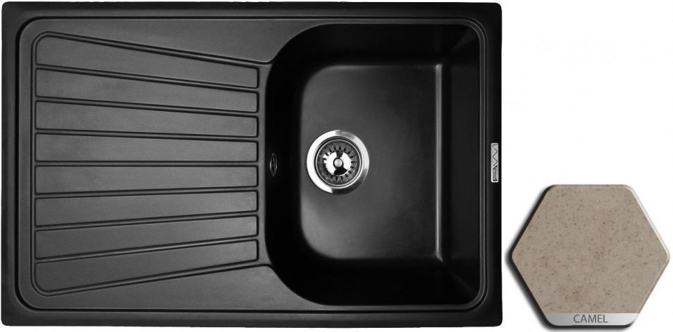цена на Кухонная мойка CAMEL Lava L3.CAM