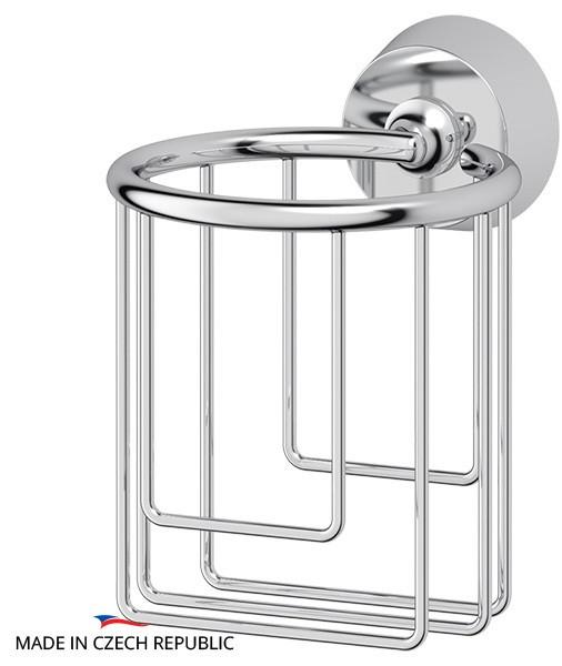 Фото - Держатель освежителя воздуха FBS Vizovice VIZ 051 держатель освежителя воздуха с туалетным ершом с крышкой fbs vizovice viz 058