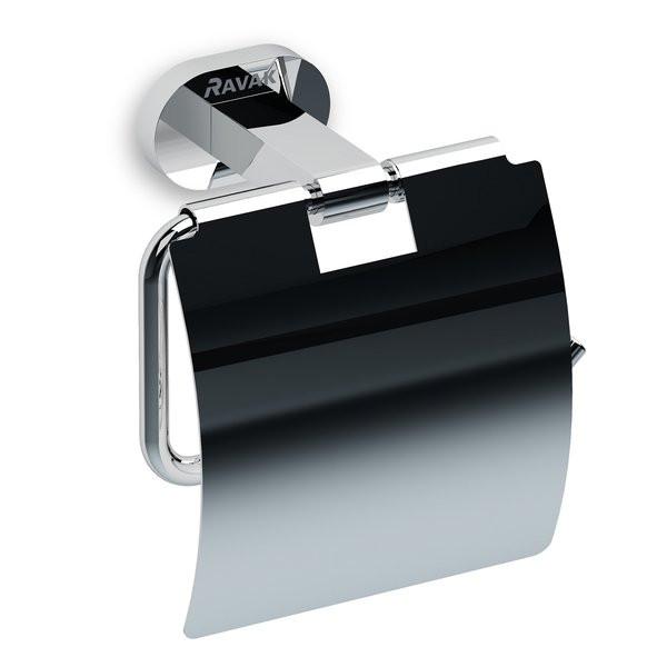 Держатель туалетной бумаги Ravak Chrome CR 400.00 фото
