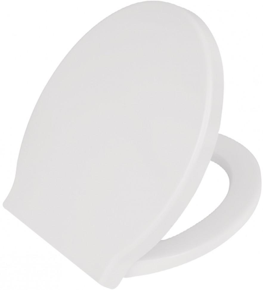 Фото - Сиденье для унитаза с микролифтом Vitra Sunrise 75-003-009 сиденье vitra zentrum сиденье для унитаза микролифт 94 003 009