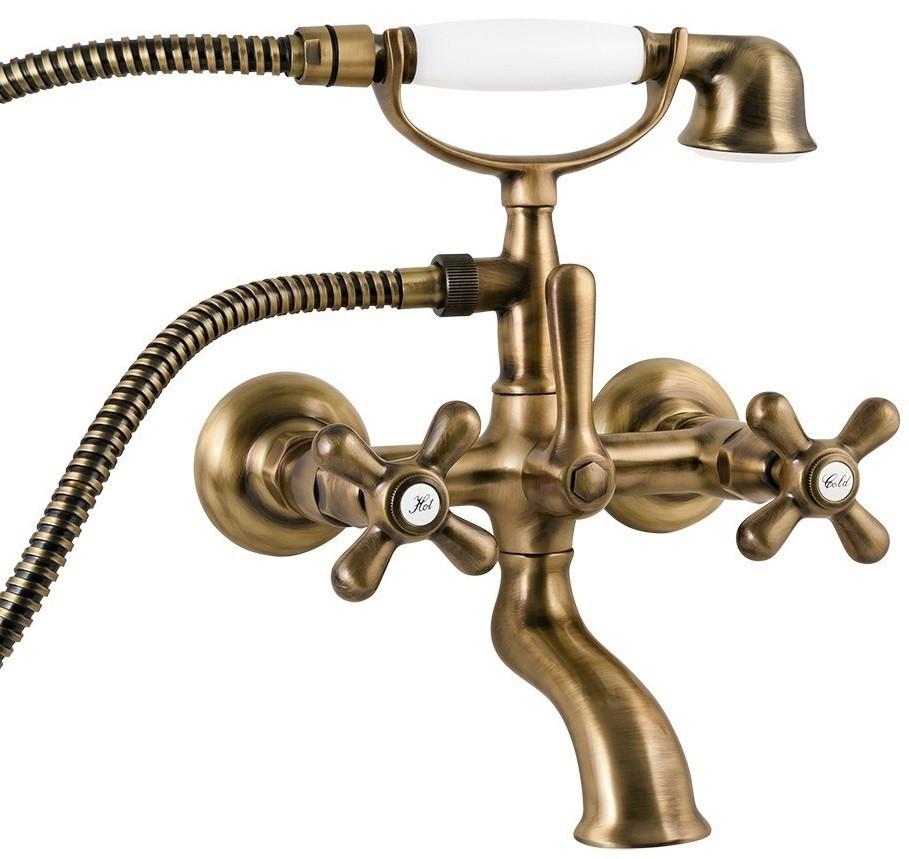 купить Смеситель для ванны Paini Liberty 17F3105KM недорого