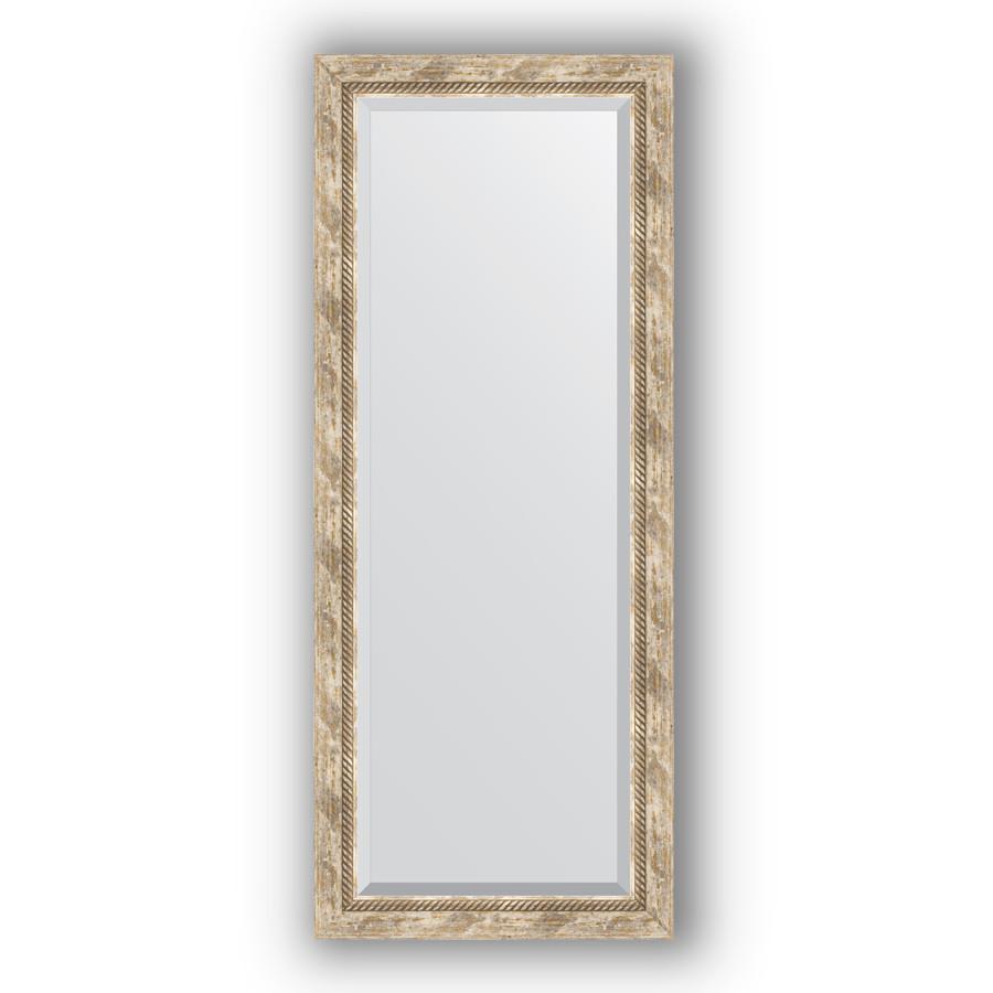 Зеркало 58х143 см прованс с плетением Evoform Exclusive BY 3537 фото