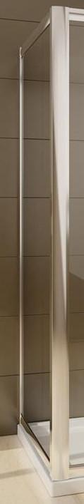Боковая стенка Radaway Premium Plus S 100 коричневое боковая стенка radaway twist s 100 коричневое