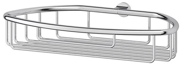 Полка 22,2 см - компонент для штанги FBS Universal UNI 055 полочка решетка 22 cm компонент для штанги fbs universal uni 040