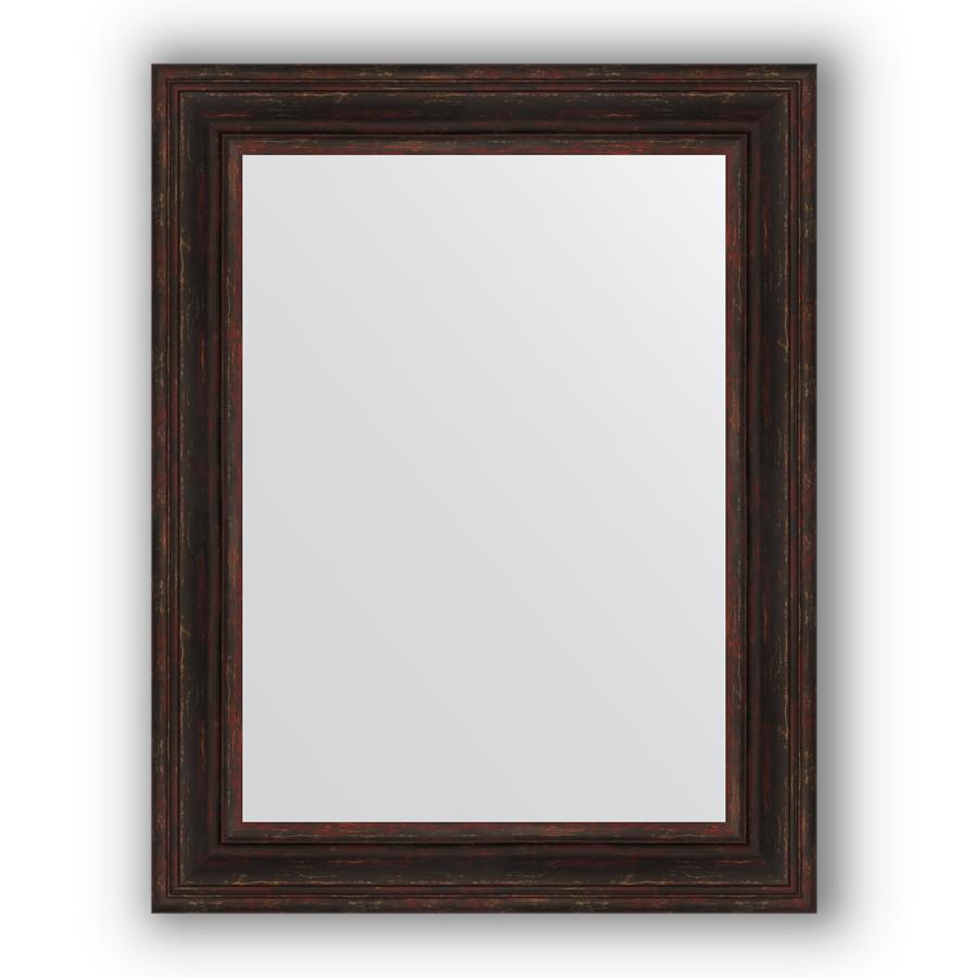 цена на Зеркало 72х92 см темный прованс Evoform Definite BY 3190
