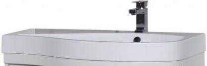 Раковина 95х54 см R Aquanet Сопрано раковина мебельная aquanet сопрано 95 правая 169396
