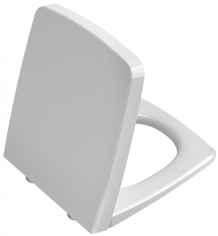 Фото - Крышка-сиденье с микролифтом Vitra Metropole 90-003-009 сиденье vitra zentrum сиденье для унитаза микролифт 94 003 009