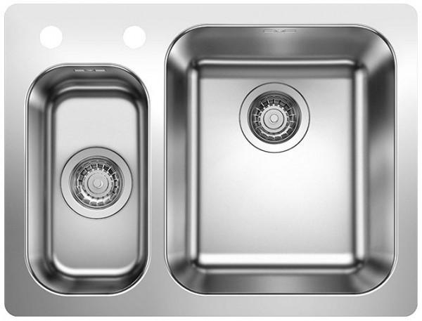 цена на Кухонная мойка Blanco Supra 340/180-IF/A полированная сталь 523367