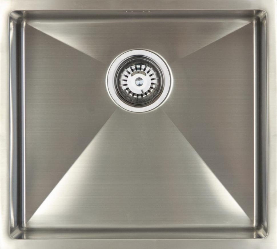 Кухонная мойка Seaman Eco Marino SME-490.A шлифовальная машина bosch gws 750 125 06013940r3