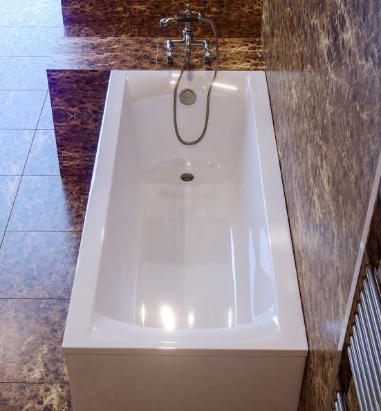 Ванна из литого мрамора 180х80 см Astra-Form Нью-Форм 010149