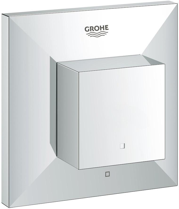 Накладная панель скрытой вентильной головки Grohe Allure Brilliant 19796000 primo гриль угольный oval xl base на дубовом столе 778d primo