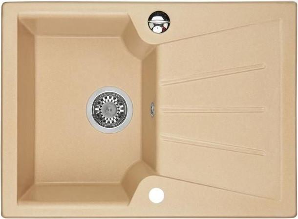 Кухонная мойка латте Акватон Монца 1A716032MC260