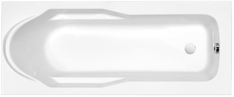 Акриловая ванна 170х70 см Cersanit Santana WP-SANTANA*170 cersanit ванна акриловая cersanit flavia 150 70