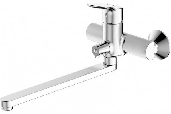Смеситель для ванны Bravat Drop F64898C-L