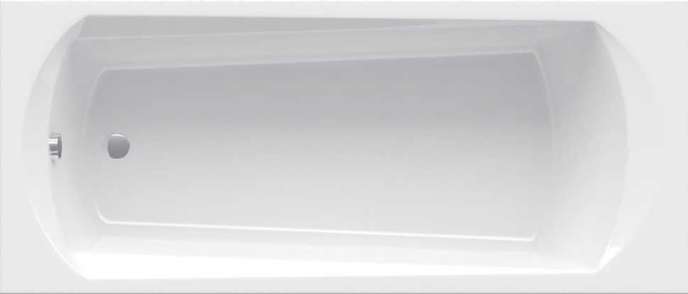 Акриловая ванна 150х70 см Alpen Diana AVP0031 ванна акриловая bach лаура 150х70 корпус