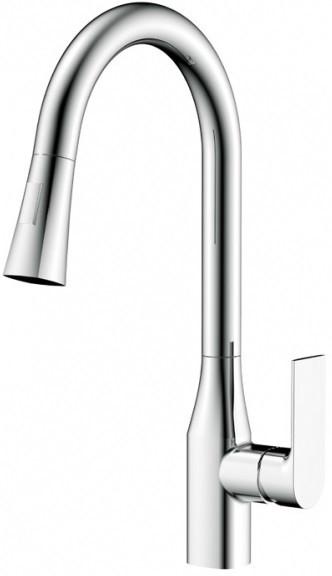 Смеситель для кухни Kaiser Linear 59044 смеситель для кухни kaiser crystal 28033