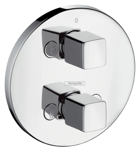 Запорный/переключающий вентиль iControl E, СМ, ¾' Hansgrohe 31958000 фото