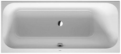 Акриловая ванна 170х75 см R Duravit Happy D.2 700313000000000 недорого