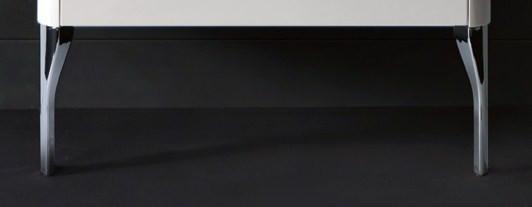 Ножки для тумбы хром Kerasan Waldorf 919490cr