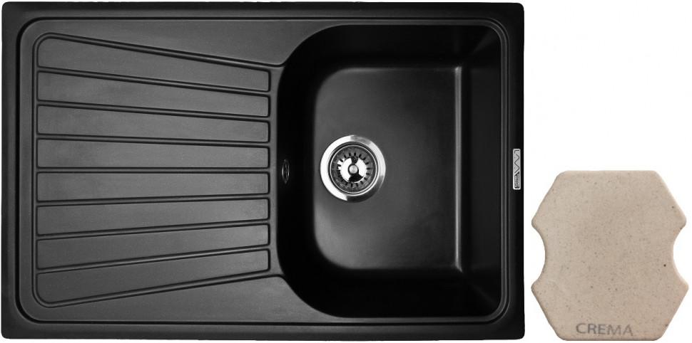 цена на Кухонная мойка CREMA Lava L3.CRE