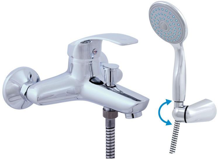 Смеситель для ванны Rav Slezak Mississippi MS054.5/2