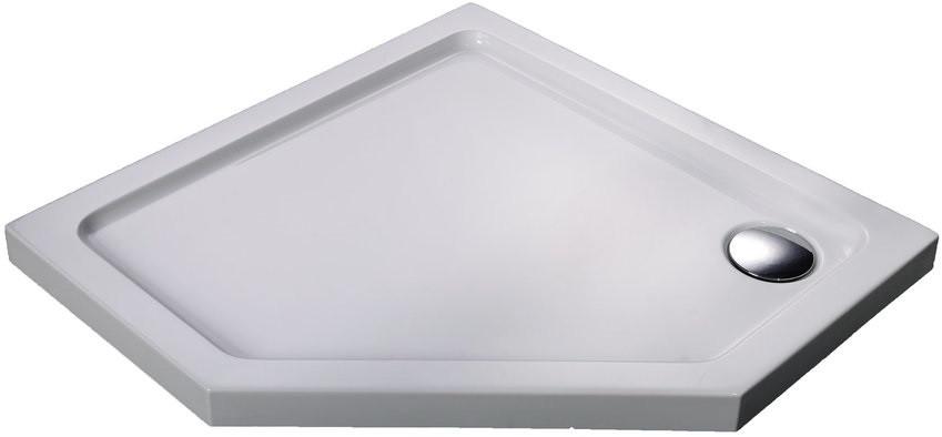 Акриловый поддон 100x100 см Black & White Stellar Wind 10P0000