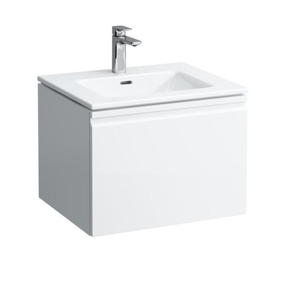 цены на Тумба с раковиной белый матовый 60 см Laufen Pro S 8609624631041 в интернет-магазинах