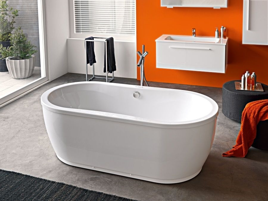 Акриловая ванна 180х90 см Kolpa San Libero Basis