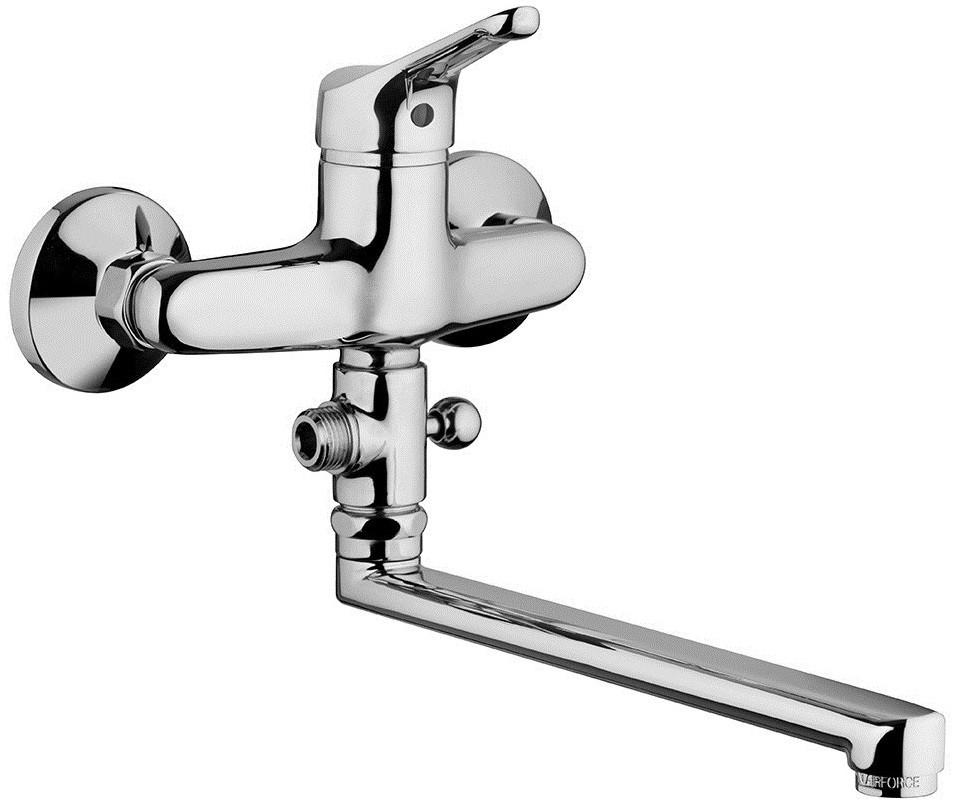 Смеситель для ванны Paini Bios 05CR119LMKM термостат для ванны paini lady 89op105thkm