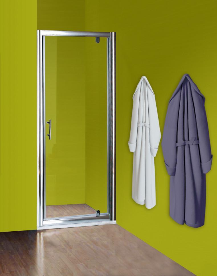 Душевая дверь 80 см Olive'S Granada D GRAND-800-01C прозрачное фото