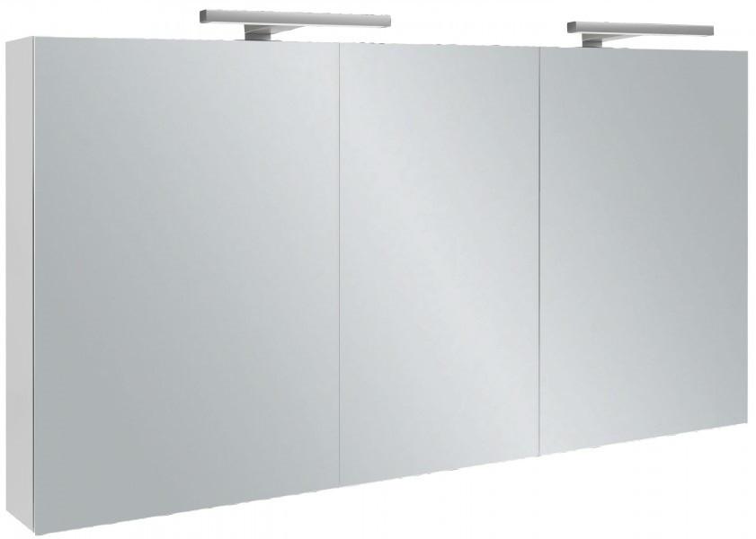 Зеркальный шкаф 110х65 см белый блестящий Jacob Delafon EB1367-G1C