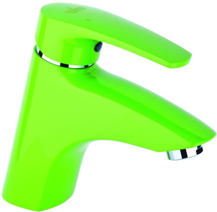 Смеситель для раковины Timo Beverly 0051F green