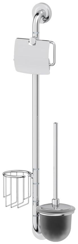 Комплект для туалета Ellux Elegance ELE 075
