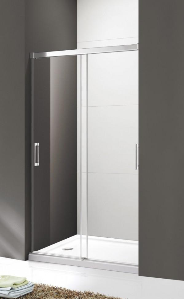 Душевая дверь 120 см Cezares TANDEM-SOFT-BF-2-120-C-Cr-IV прозрачное душевая дверь cezares stylus soft bf 1 120 прозрачная хром stylus soft bf 1 120 c cr