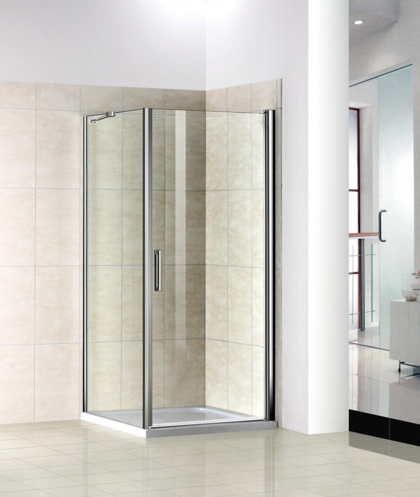 Душевой уголок 80х80 см Good Door PANDORA CR80-C-CH прозрачное недорого