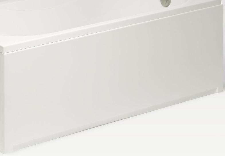 Панель фронтальная 160 см Excellent Aquaria OBEX.160.56WH