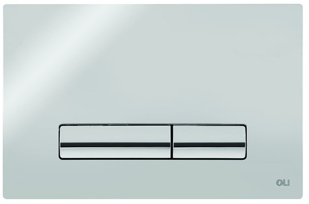 Смывная клавиша OLI Glam глянцевый хром 139185 смывная клавиша глянцевый хром vitra uno 720 0180exp