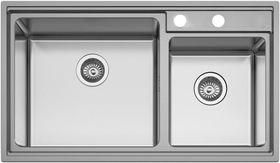 Кухонная мойка Seaman Eco Roma SMR-8650B.B