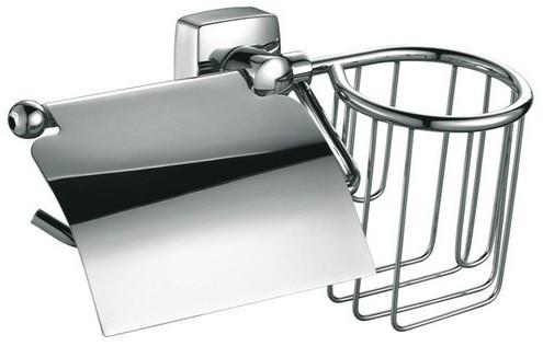 Держатель туалетной бумаги и освежителя воздуха Fixsen Kvadro FX-61309+10 держатель fixsen kvadro fx 61309 10 хром