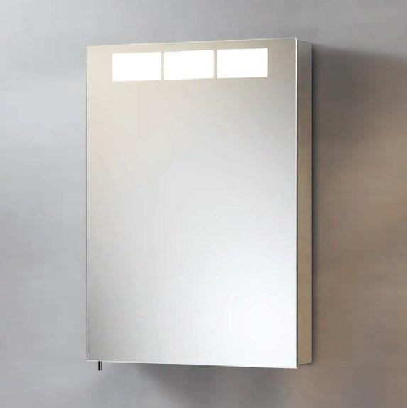 Зеркальный шкаф правосторонний с люминесцентной подсветкой 50,5х70 см KEUCO Royal T1 12601171101