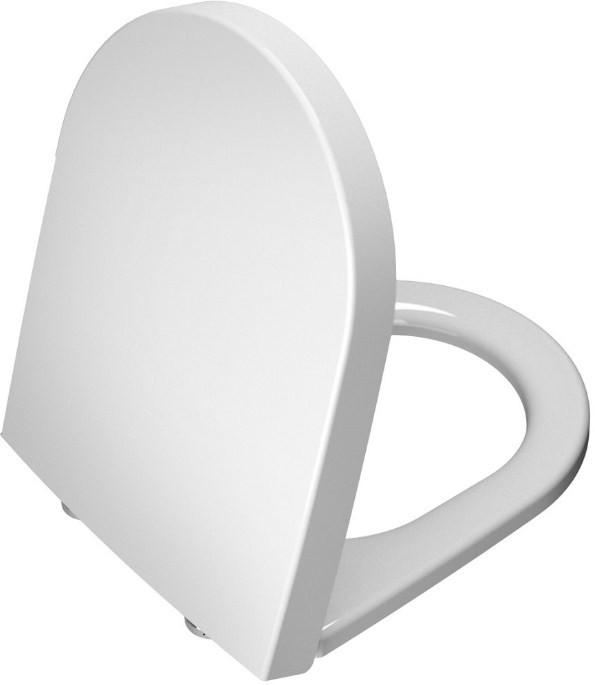 Крышка-сиденье с микролифтом Vitra S50 72-003-309 vitra s50 сиденье для унитаза микролифт белый 72 003 309