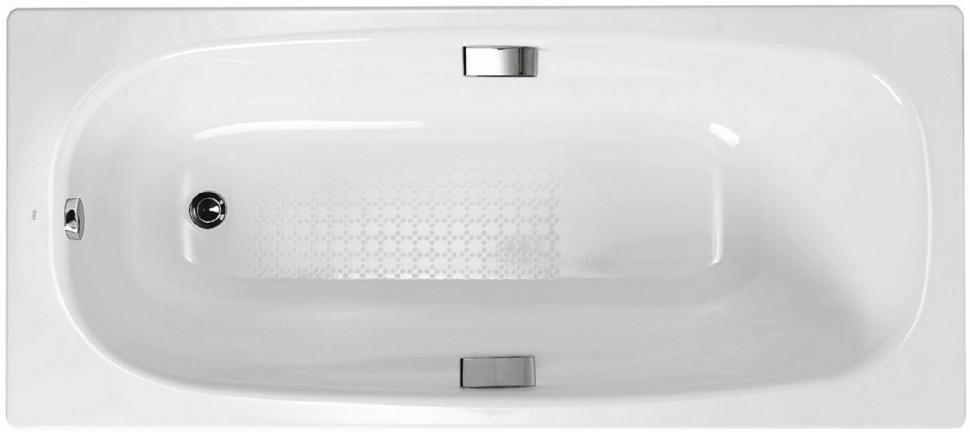 Стальная ванна 160х75 см Gala Vanesa 6736001 ванна стальная gala vanesa 6735001 150х75 см