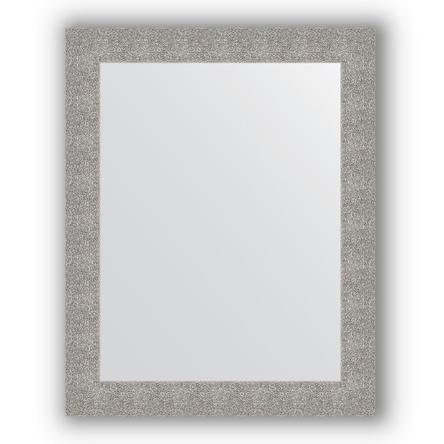 Фото - Зеркало 80х100 см чеканка серебряная Evoform Definite BY 3279 зеркало 70х70 см чеканка серебряная evoform definite by 3151