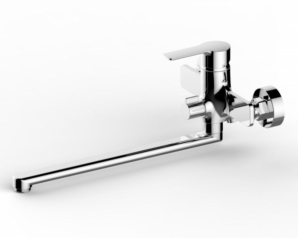 Смеситель для ванны Elghansa Emerald New 5392010 смеситель для ванны elghansa hezerley 2365246
