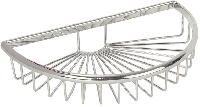 Полка 25 см Veragio Baskets Cromo VR.GFT-9048.CR цена и фото