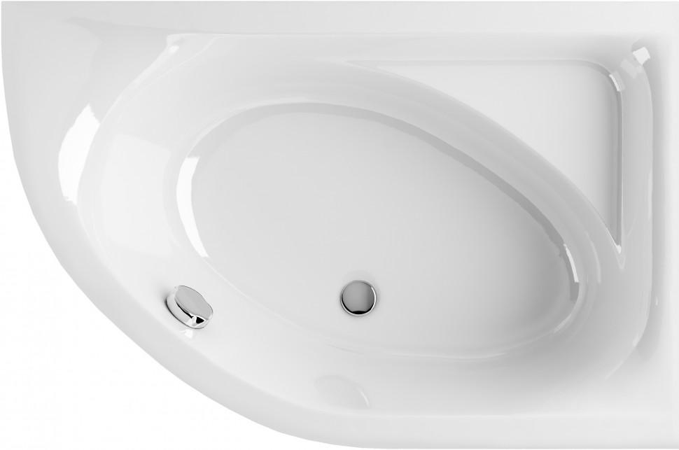 Акриловая ванна 170х110 см правая Excellent Aquarella WAEX.ARP17WH