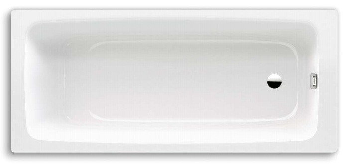 Стальная ванна 180х80 см Kaldewei Cayono 751 с покрытием Anti-Slip и Easy-Clean раковина kaldewei cono 3090 easy clean 90x50 902606013001