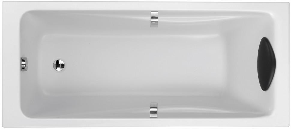 Акриловая ванна 170x75 см Jacob Delafon Odeon Up E60491RU-00 акриловая ванна 140х140 jacob delafon odeon up e6070ru 00