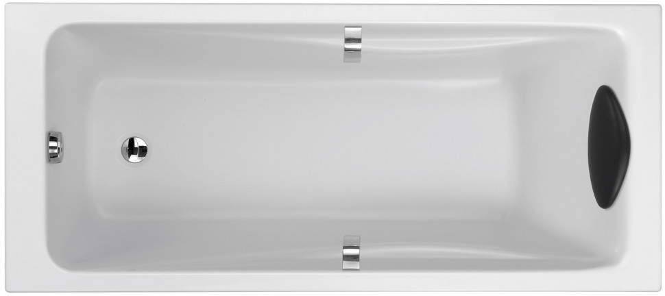 цена на Акриловая ванна 170x75 см Jacob Delafon Odeon Up E60491RU-00